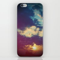 Stay with me for a while iPhone & iPod Skin