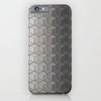 Pattern #6 Greyscale iPhone 6 Slim Case