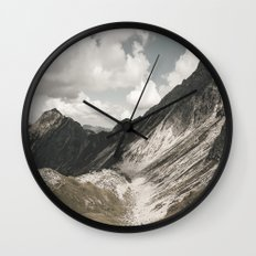 Cathedrals - Landscape P… Wall Clock