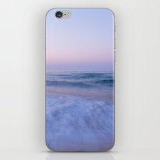 The Sea At Dusk iPhone & iPod Skin