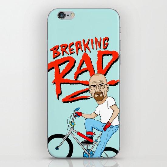 Breaking Rad iPhone & iPod Skin
