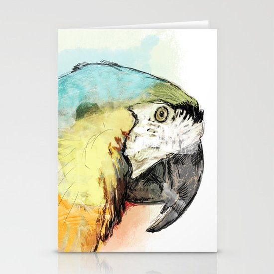 Cocorito Stationery Card
