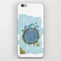 Adamastor iPhone & iPod Skin
