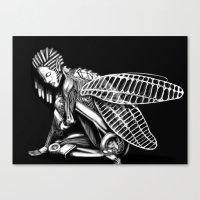 ExoFarie Canvas Print