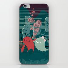 Demons are a Ghouls Best Fiend iPhone & iPod Skin