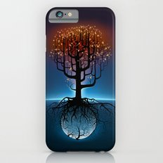 Tree, Candles, and the Moon iPhone 6s Slim Case