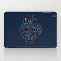 Written In The Stars iPad Case