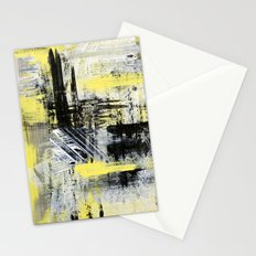 Urban Abstract Stationery Cards