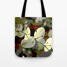 Bright Leaf Tote Bag