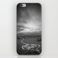 The Coastguard Cottages iPhone & iPod Skin