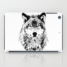 Wolf Eyes iPad Case