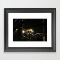 Come On Board Framed Art Print