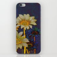 iPhone & iPod Skin featuring Night Floral by Clemm