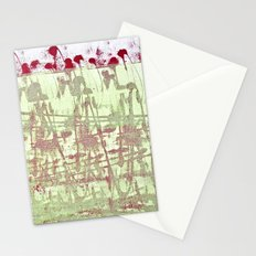 abstract 117 Stationery Cards
