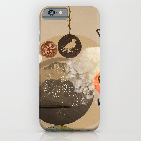 Into nothing iPhone & iPod Case