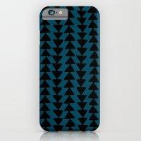 Blue Arrows iPhone 6 Slim Case