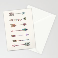 seven arrows Stationery Cards