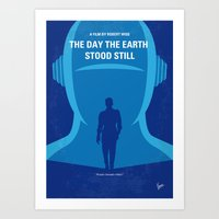 No514 My The Day The Ear… Art Print