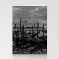 Venice II Stationery Cards