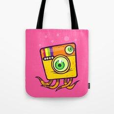 Alien Gram Tote Bag