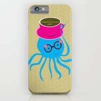 Hipster Octopus 2016 iPhone 6 Slim Case