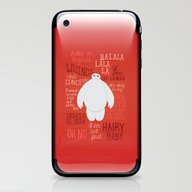 Hello, I'm Baymax iPhone & iPod Skin