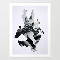 We Are Obsessed With Our… Art Print