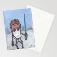 Hoth Coffee Stationery Cards
