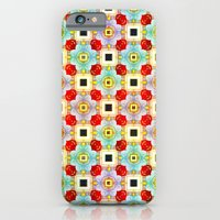 iPhone & iPod Case featuring Embellecimiento Pattern by Peter Gross