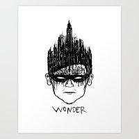Robin, Boy Of Wonder Art Print