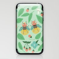 Summer Wedding iPhone & iPod Skin