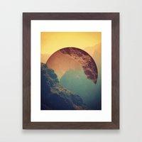 Esfera Framed Art Print