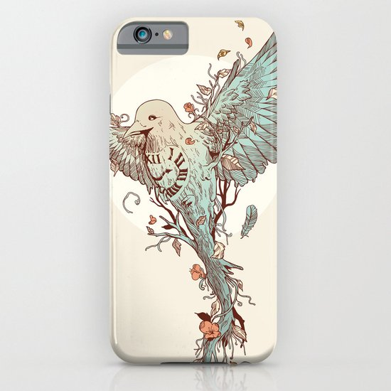 Tempus Fugit iPhone & iPod Case