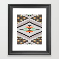 Navajo Framed Art Print