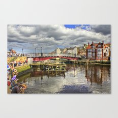 Whitby 2012 Canvas Print