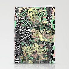 SPRING CYCLE Stationery Cards