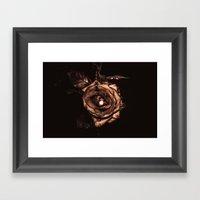 (he Called Me) The Wild … Framed Art Print