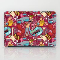 What Am I Trying To Do H… iPad Case