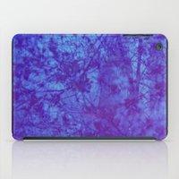 Pink & Purple Blossoms iPad Case