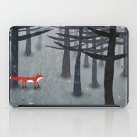 The Fox and the Forest iPad Case
