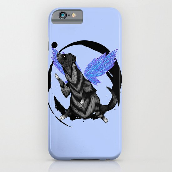 To Fly Free iPhone & iPod Case