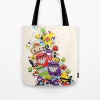 From Down Under Tote Bag