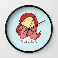 Ariel - The Little Merma… Wall Clock