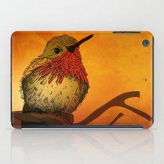 The Sunset Bird iPad Case