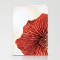 A Ladybug's Picnic Parasol Stationery Cards