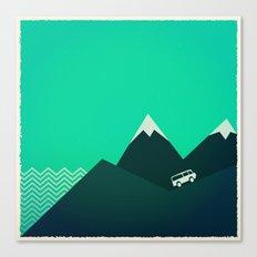 Travel! Canvas Print