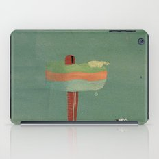 Global warming iPad Case