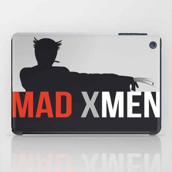 MAD X MEN iPad Case