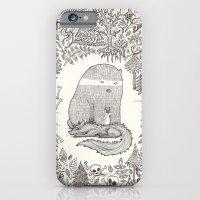 froggle, doggle and poggle iPhone 6 Slim Case