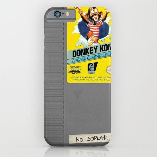 nes iPhone & iPod Case